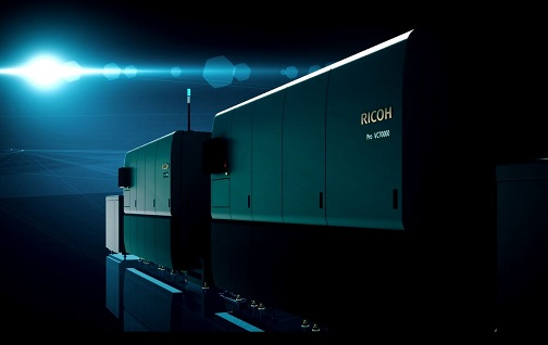 Melter orders Germany's first Ricoh ProTM VC70000