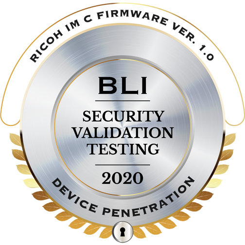 2020 BLI Security Validation Testing