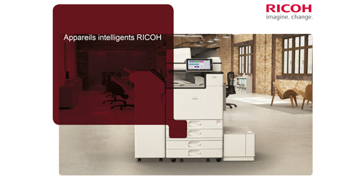 Brochure des multifonctions intelligents RICOH