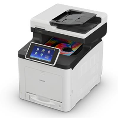 SP C360SFNw - Multifunzione all-in-one con fax