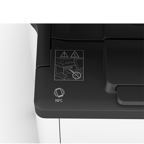 IM 350F - All In One Printer - Detail