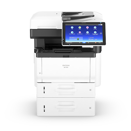 IM 350 - All In One Printer - Front View
