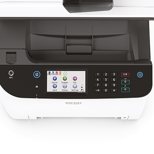 M C250FW - All In One Printer - Detail